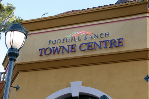 Foothill Ranch Towne Centre Sunday Mar 26th, 12-3 pm kids welcome
