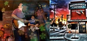 Hennessey's Tavern Dana Point with Duo Tuesday October 25th 9pm