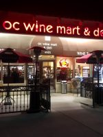 OC Wine Mart & Deli – Yorba Linda Sat Sept 16th 6-9 pm