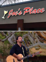 Joe's Place (Peppino's) Lake Forest Sunday Aug 27th 6-9 pm