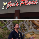 Joe's Place Lake Forest Friday Aug 25th 6:30-10:00 pm