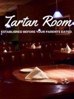 Tartan Room Orange Friday Aug 25th 7:30-11:30pm